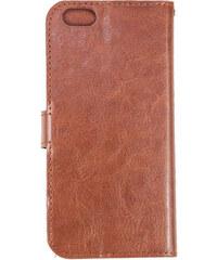 Lesara Smartphone-Geldbörse für Apple iPhone 6 - Braun