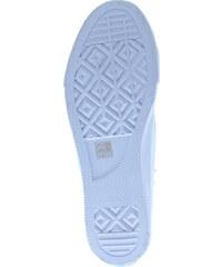 Lesara Blink Schnürschuh mit Reißverschluss-Detail - Weiß - 42