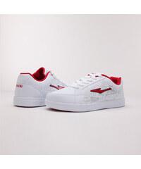 Lesara Sneaker mit Motiv-Musterung - Rot - 39