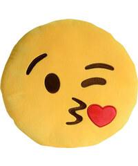 Lesara Dekokissen Emoji - Kuss