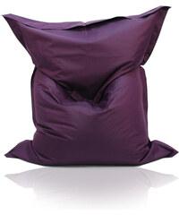 Lesara Kinzler Sitzsack Indoor & Outdoor - Violett