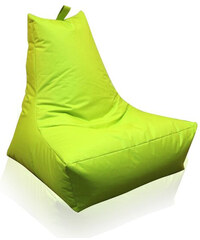 Lesara Lounge-Sitzsack In-/Outdoor - Grün
