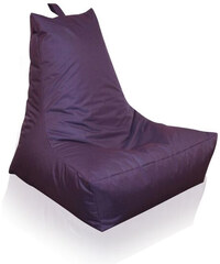 Lesara Lounge-Sitzsack In-/Outdoor - Violett