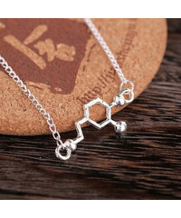 Lesara Halskette Glückshormon - Dopamine