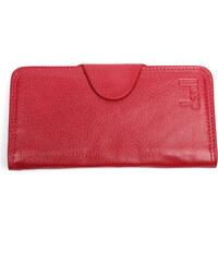 Lesara Portemonnaie in Leder-Optik - Rot