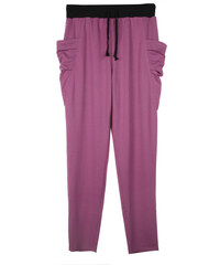 Re-Verse Sweatpants mit tiefem Schritt - Violett - S