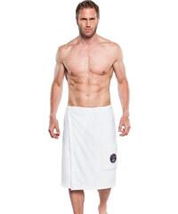 Nebulus Saunakilt Towel für Herren - Weiß