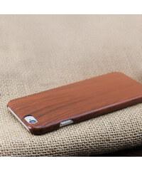 Lesara Schutzhülle für Apple iPhone & Samsung Galaxy in Holz-Optik - Braun - Iphone 6 Plus / 6s Plus