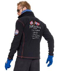 Nebulus Fleece-Jogginganzug Mangony - Schwarz - XL
