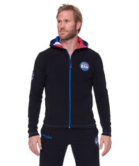 Nebulus Fleece-Jogginganzug Brooks - Schwarz - S
