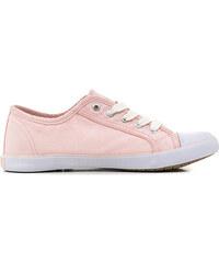 Keddo Sneaker mit weißer Kappe - Pink - 36