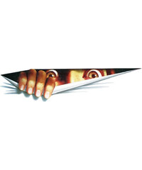 Lesara Autosticker Augen mit 3D-Effekt - Mann
