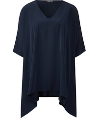Street One - Tee-shirt poncho léger Chenoa - bleu