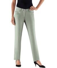 Baur Damen Jeans grün 36,38,40,42,44,46,48,50,52,54