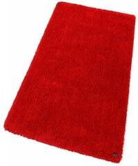 Tom Tailor Hochflor-Läufer Soft Höhe 30 mm handgearbeitet rot 11 (B/L: 85x155 cm)