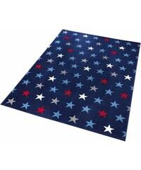 Teppich Wecon Home Starry Sky Sterne WECON HOME blau 2 (B/L: 80x150 cm),3 (B/L: 120x170 cm),31 (B/L: 133x200 cm),4 (B/L: 160x225 cm),6 (B/L: 200x290 cm)