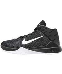 Nike Performance ZOOM ASCENTION Basketballschuh black/white