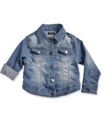 Blue Seven Dívčí džínová bunda - modrá
