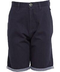 Fluid Jungen Twill Shorts Blau