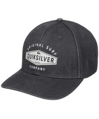Kšiltovka Quiksilver Barge anthracite ONE SIZE