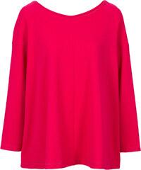 RAINBOW T-shirt scuba rouge manches longues femme - bonprix