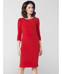Peperuna Dámské šaty PE133_RED