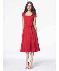 Peperuna Dámské šaty PE41_RED