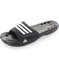 adidas PERFORMANCE Dámské černo-bílé pantofle ADIDAS Caruva Vario W