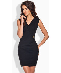 Lemoniade Černé šaty L134