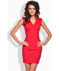 Lemoniade Červené šaty L134