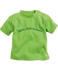 Schnizler Unisex Baby T-Shirt Mit Spruch: Nicht Küssen, Oeko-tex Standard 100