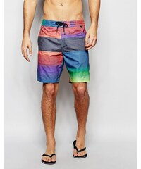 Billabong - Tribong Lo Tides - Ausgeblichen Boardshort, 18 Inch - Mehrfarbig