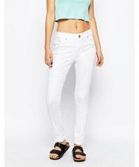 Brave Soul - Jean skinny - Blanc