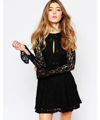 Free People - Teen Witch - Robe - Noir