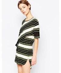Harlyn - Kleid mit Tunnelzug - Mehrfarbig