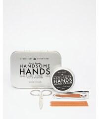 Men's Society - Handsome Hands - Maniküreset - Mehrfarbig