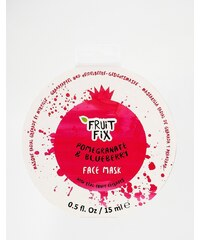 Beauty Extras Pomegrantate & Blueberry - Gesichtsmaske - Transparent