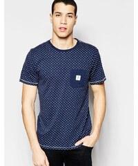 WeSC - Atlas - T-shirt - Bleu