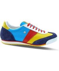 Botas 45C BAD JOKE - blue/yellow/violet/red/white OD44561-7-302