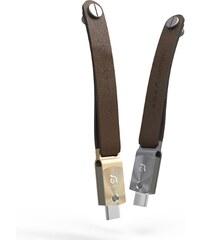 Flash disk s USB-C a USB3 - Adam Elements, Roma 64GB Gray