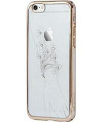 Pouzdro / kryt pro Apple iPhone 6 / 6S - X-DORIA, CITYSTAR FLORA BRACELETE