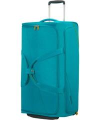 Cestovní taška na kolečkách American Tourister PIKES PEAK 14G-005 - tyrkysová