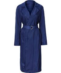 BODYFLIRT Trench bleu manches longues femme - bonprix