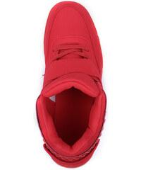 Lesara Sneaker mit Wabenmuster - Rot - 39