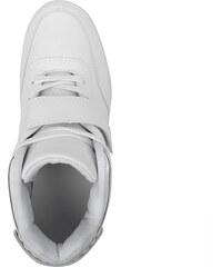 Lesara Sneaker mit Wabenmuster - Weiß - 39
