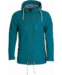 Pánská větrovka Woox Drizzle Men´s Jacket Blue, modrá