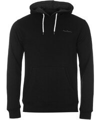 mikina Pierre Cardin Over The Head Hoody pánská Black