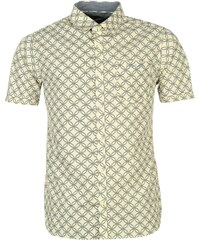 Košile pánská Pierre Cardin Geo Ecru