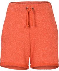 RAINBOW Short sweat orange femme - bonprix