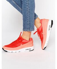 Nike - Air Max BW Ultra - Baskets - Carmin vif - Orange